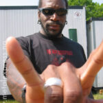 Picture of Sepultura backstage