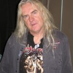 Picture of SAXON (Biff) Backstage In Chicago