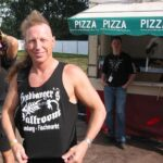 Picture of Mike Terrana at Wacken
