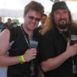 Picture of Peavey (Rage) & Ronny