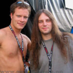 Picture of Marcus from Blind Guardian