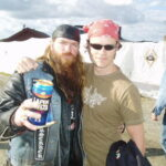 Picture of ZAKK MEETS METAL EXPRESS!