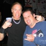 Picture of Billy Sheehan w/Metal Express