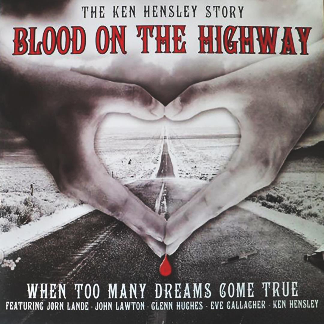 Ken Hensley Blood On The Highway Metal Express Radio
