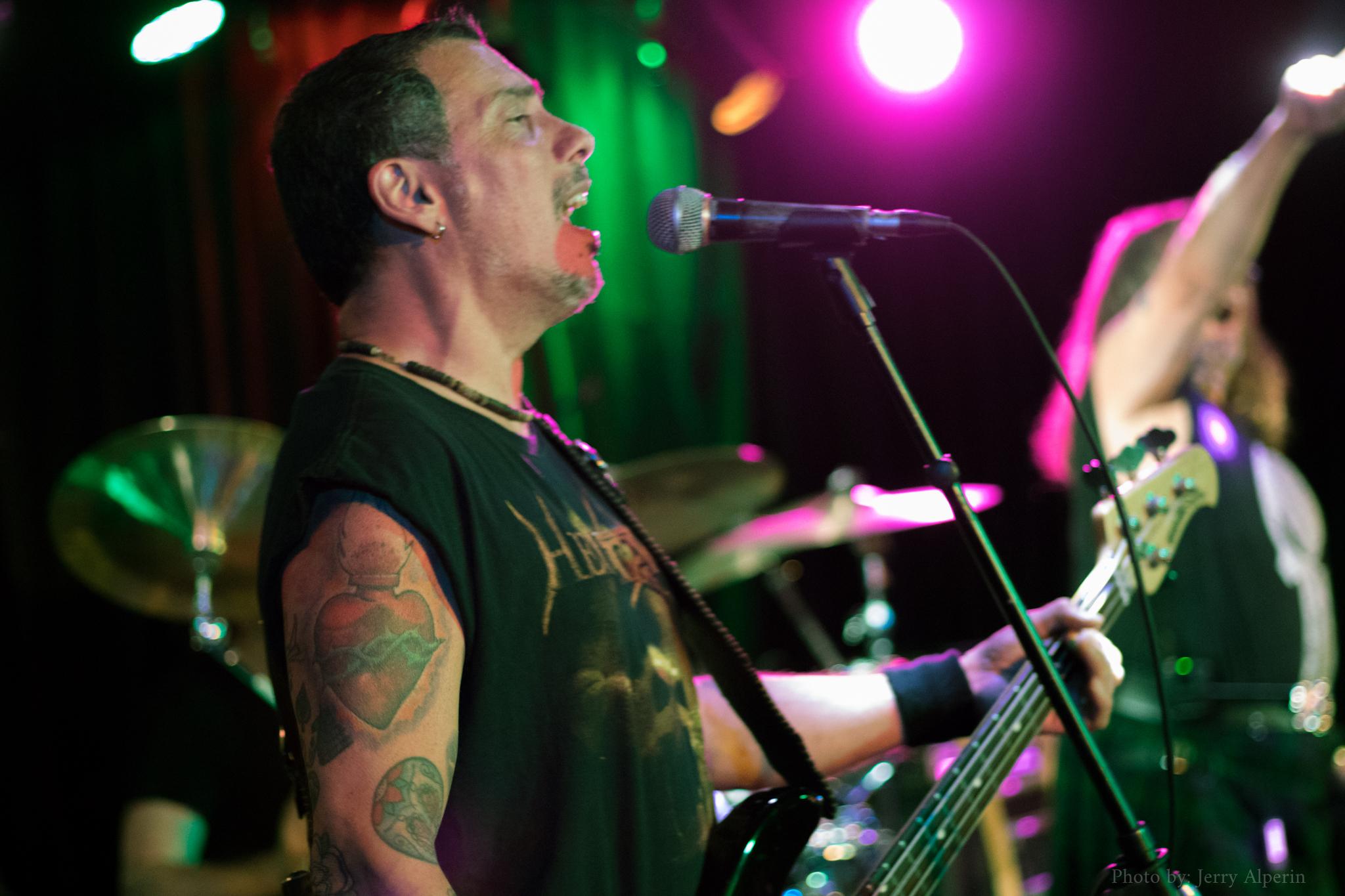 Steve Grimmett's Grim Reaper (Live) - Metal Express Radio